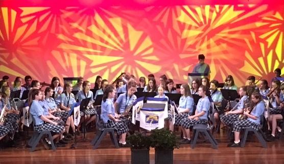 Stage Curtains School Hall