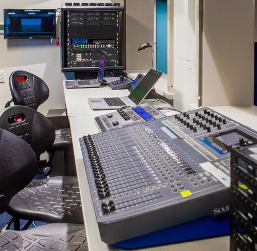 Control Room - PAC