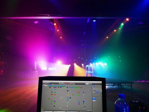 Professional Development for Lighting Operators