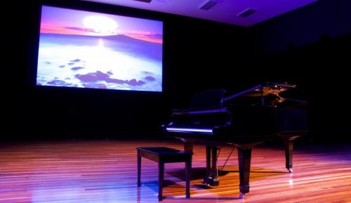 Beautifully Presented Performance Spaces
