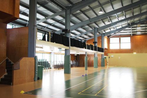 Sports Hall Mezzanine - Before