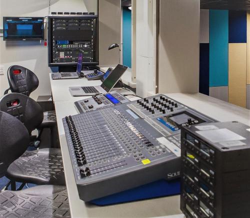 Control Room Installation