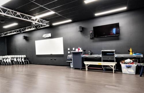 Black Box Theatre Control, Back - stage Monitor, Classroom AV
