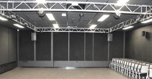Black Box Theatre Classroom