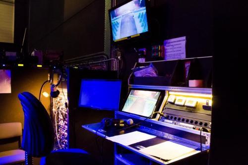 Custom Stage Managers Desk Design