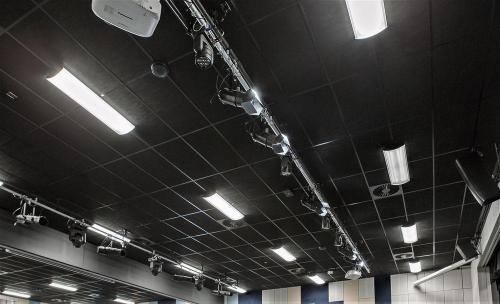 Custom Powered Lighting Bars