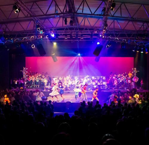 School Musical Production - PLS Equipment & Operators