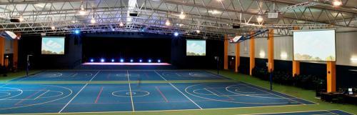 Multipurpose Venue - Design, Audio, Vision, Stage Lighting & Curtain Installation