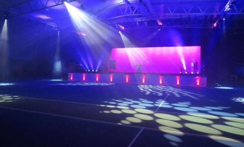 Lighting Design for Special Events