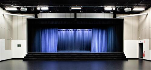 Achieving Beautiful Performance Spaces with High Quality Curtain & Lighting Design